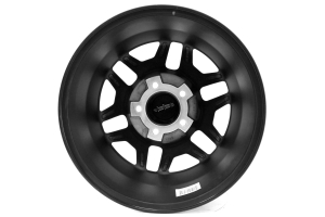 Pro Comp Series 41 Wheel Satin Black 17x9 5x5 (Part Number: )