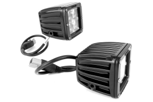 Rigid Industries D-Series Light Hyperspot, Pair (Part Number: )