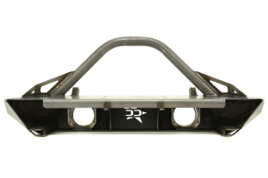 Crawler Conceptz Skinny Front Bumper w/ Fogs, Bar, And Tabs Bare (Part Number: )