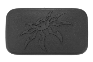 Poison Spyder Rear License Plate Delete Cover (Part Number: )