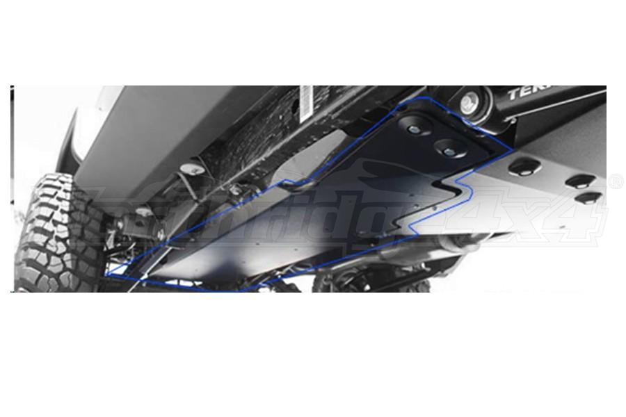 Rock Hard 4x4 Gas/Fuel Tank Skid Plate  (Part Number:RH-90502)