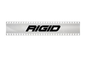 Rigid Industries SR-Series 10in Cover, Clear (Part Number: )