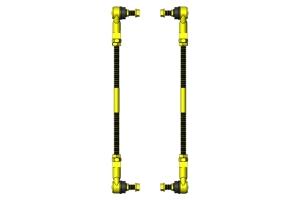 Clayton Adjustable Rear Sway Bar End Links  - JL/JK