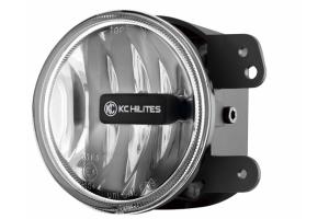 KC HiLites 4in Gravity LED Fog Light Single Amber (Part Number: )