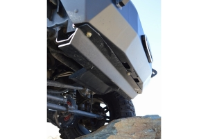 Rock-Slide Engineering Rigid Series Front Bumper Skid Plate - JL
