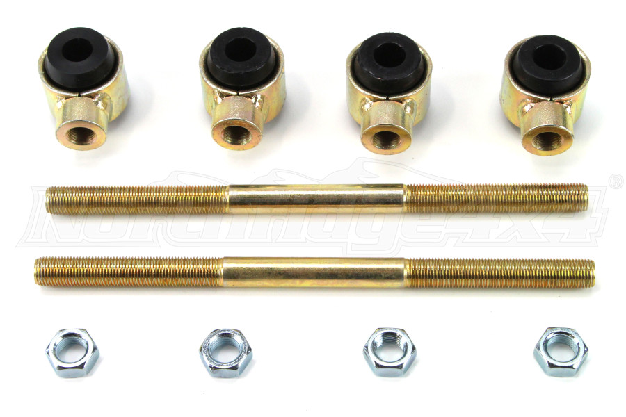 JKS Adjustable Sway Bar End Links 2.5-6in Lift - LJ/TJ