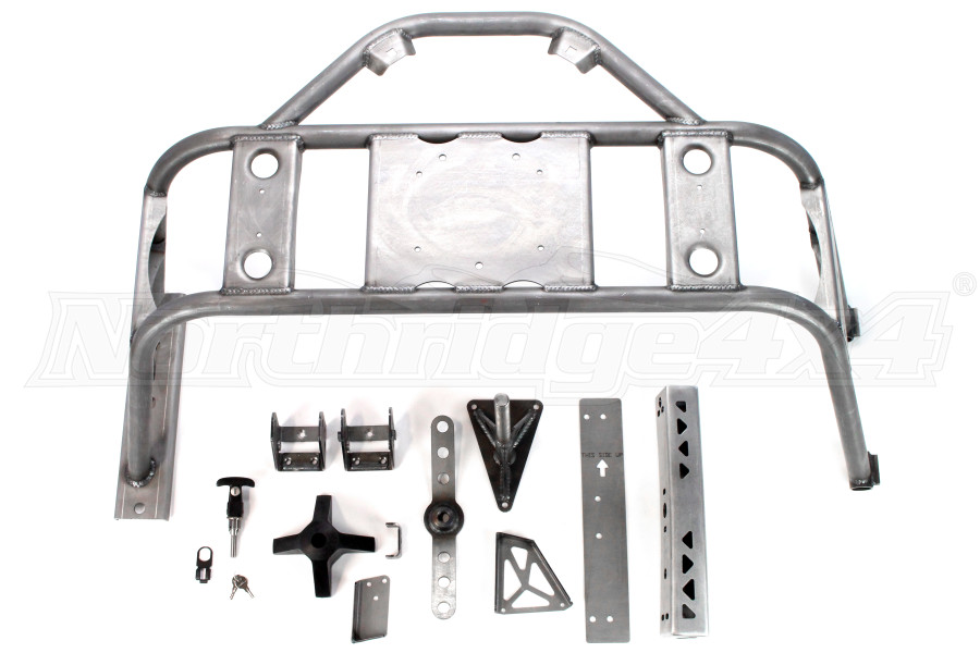 Poison Spyder Tire Carrier ( Part Number: 17-13-010)