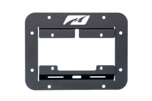Motobilt Spare Tire Delete Kit w/ Tag Mount  - JK