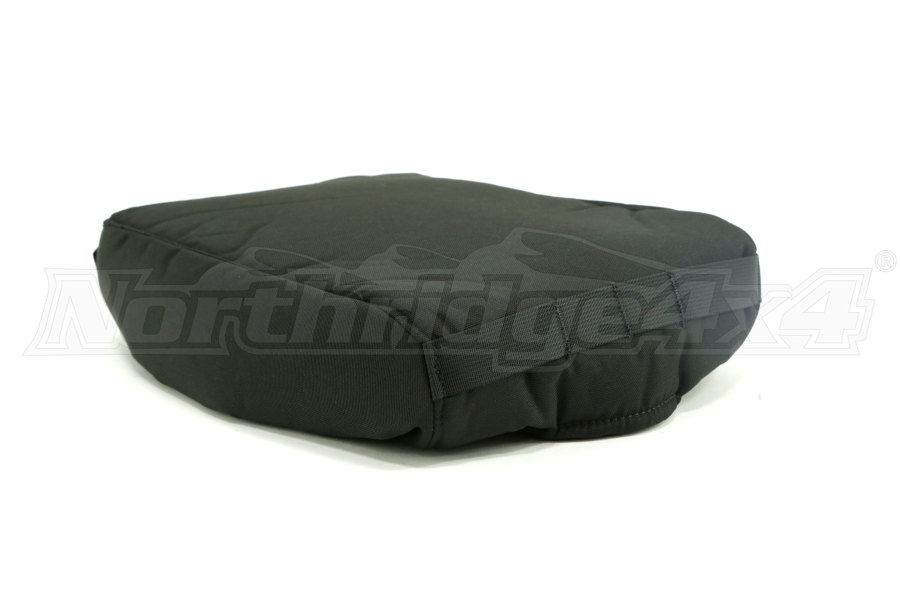 Bartact Raised Padded Center Console Cover (Part Number:JKIA0710CCB)