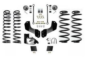 EVO Manufacturing 3.5in Enforcer Overland Lift Kit Stage 1 (Part Number: )
