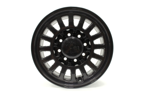 AEV Salta HD Wheel Onyx Black 17x8.5 8x6.5 (Part Number: 20403412AA)