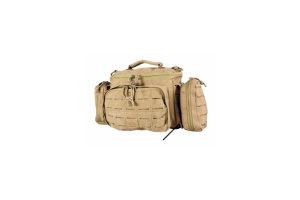Outer Limit Supply Individual First Aid Kit Deployment Waist Bag - Coyote