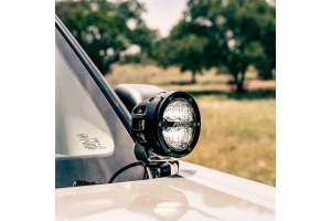 Rigid Industries A-Pillar LED Light Mount Kit for 360-Series and D-Series - Bronco Sport