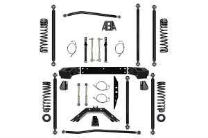 Rock Krawler 3.5in Off Road Pro Long Arm System (Part Number: )