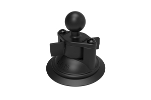 RAM Mounts Twist-Lock Suction Cup Base w/ Ball