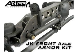 Artec Industries Dana 44 Axle Armor Kit Factory Height Front ( Part Number: JK4411)