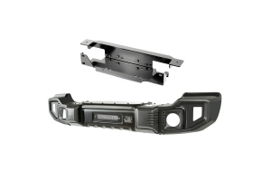 Rugged Ridge Spartacus Bumper Kit, W/Winch Plate (Part Number: )