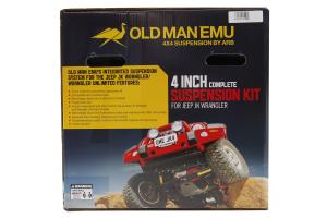 ARB Old Man Emu Complete Suspension System 4in Lift - JK