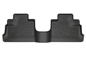 Husky Liners 2nd Seat Floor Liner Black (Part Number: )