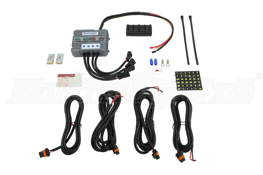 Advanced Accessory Concepts Trigger 2001 Solid State Bluetooth Relay Switching System (Part Number:2001)