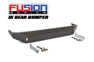 Genright Fusion Rear Bumper ( Part Number: RBB-8580)