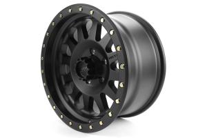 Method Race Wheels Double Standard Series Wheel Matte Black 17x8.5 ( Part Number: MR30478550500)