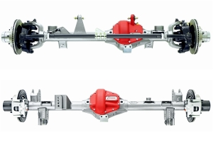 Currie Enterprises Extreme 60 Front and Rear Axle Package - JK