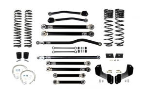 EVO Manufacturing 2.5in Enforcer Overland Lift Kit, Stage 4 PLUS  - JT