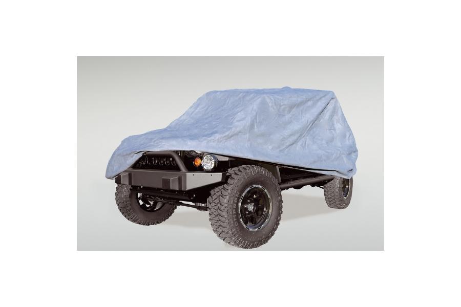 Rugged Ridge Three Layer Full Car Cover  - JL/JK 4Dr