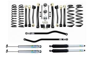 Evo Manufacturing 2.5in Enforcer Stage 4 PLUS Lift Kit w/ Bilstein Shocks - JL