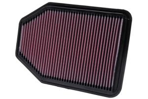 K&N Filters Replacement Panel Air Filter - JK