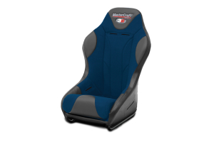 MasterCraft 3G Racing Seat Blue / Black (Part Number: )