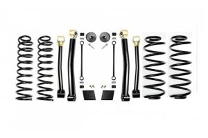 Evo Manufacturing 2.5in Enforcer Stage 3 Lift Kit - JL Diesel