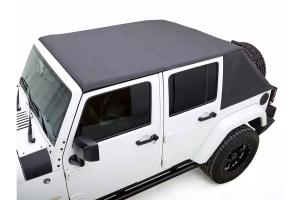 Rugged Ridge Voyager Soft Top  Black Diamond  - JK 4Dr