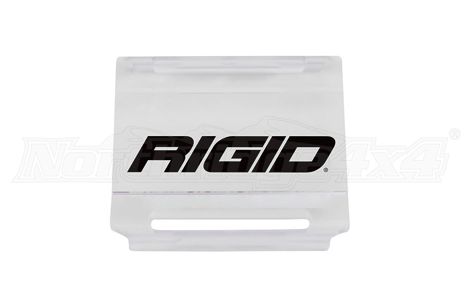 Rigid Industries E-Series 4IN Light Cover, Clear (Part Number:104923)