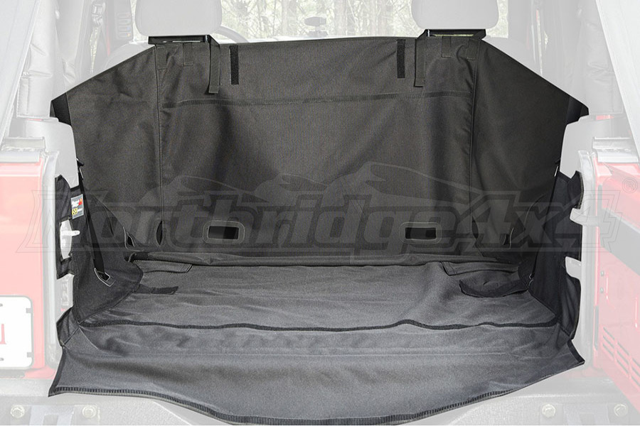 Rugged Ridge C3 Cargo Cover W/O Subwoofer (Part Number:13260.03)