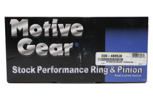 Motive Gear Dana 30 4.88 Ring and Pinion Set (Part Number: )