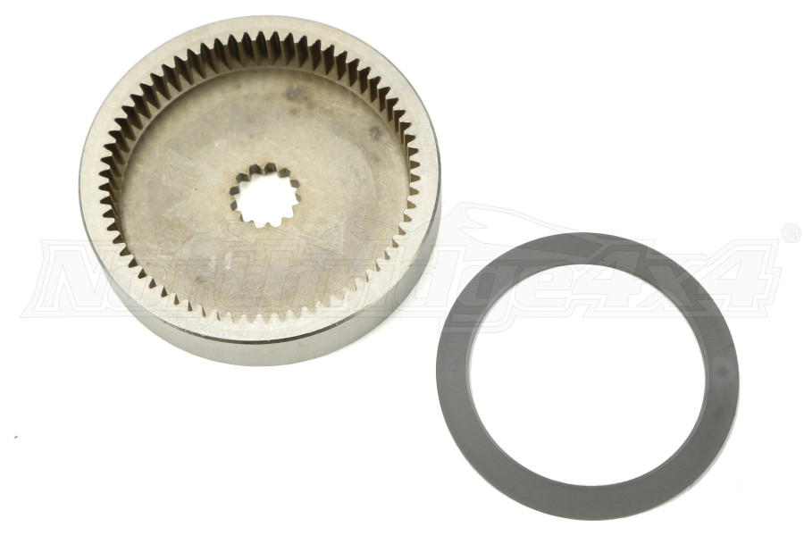 Warn Vantage 2000 Driven Ring Gear Service Kit (Part Number:89555)