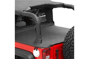 Bestop Cargo Cover, Black Diamond - JK 2 Dr