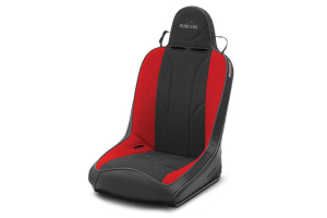 MasterCraft Rubicon Suspension Seat Smoke Red / Black (Part Number: )