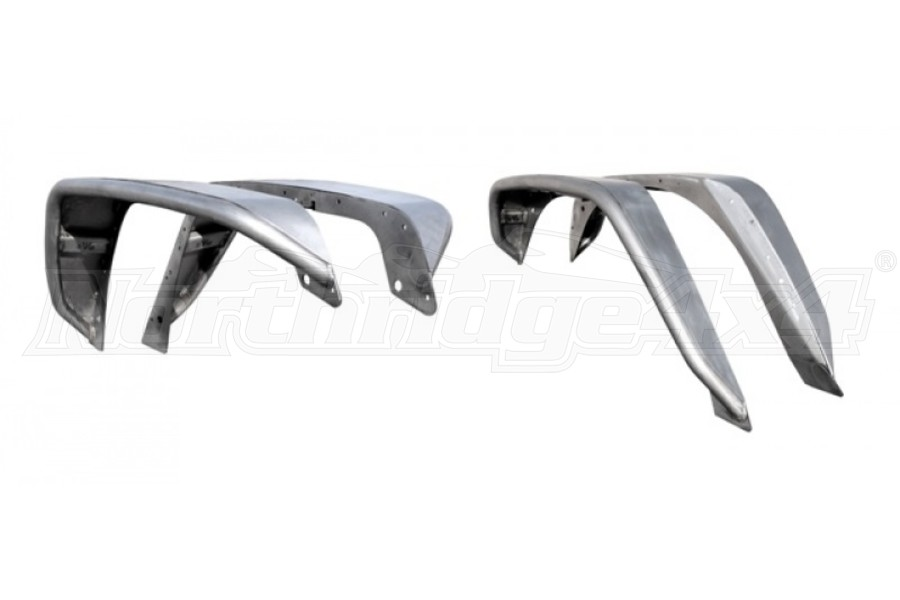 EVO Manufacturing Front and Rear Fender Package (Part Number:216)