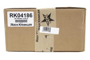 Rock Krawler Front Coil Springs - 1.5in JK4dr, 2.5in JK2dr & JL (Part Number: )