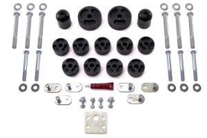Jeep Body Lifts from Currie Enterprises, Daystar, JKS