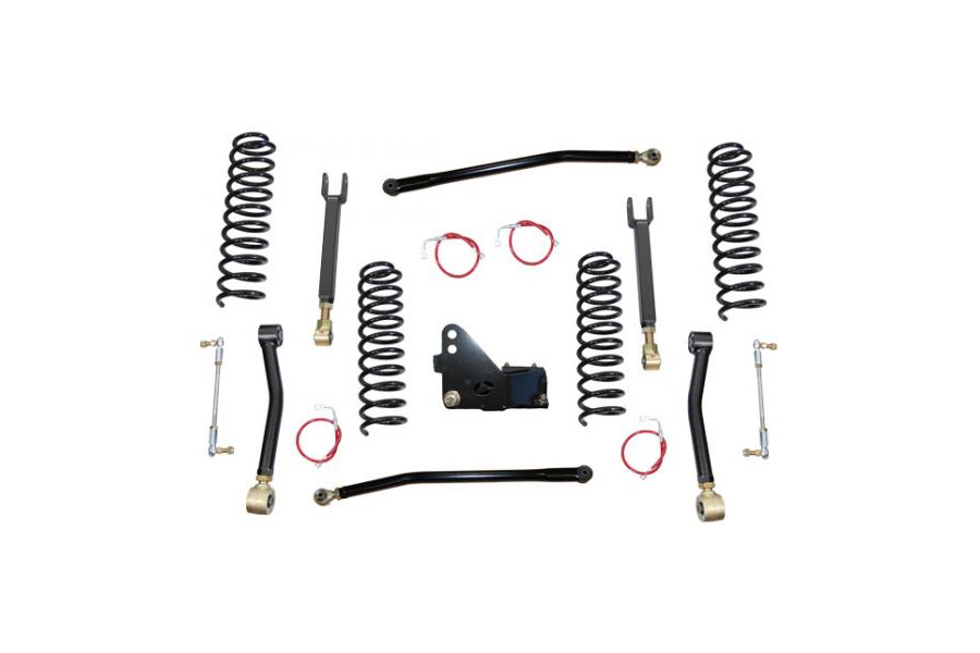 Clayton 3.5in Entry Level Lift Kit  (Part Number:2908010)