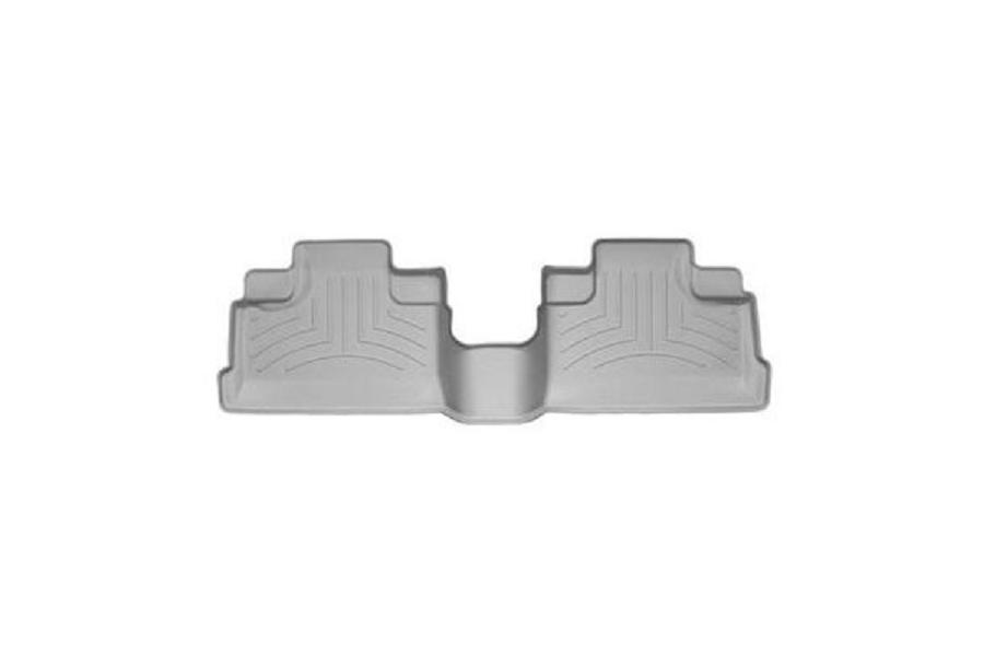 WeatherTech Rear FloorLiner Grey - JK 2007-13