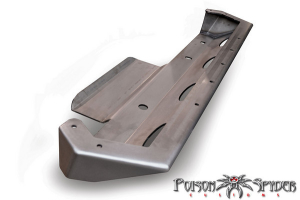Poison Spyder Brawler Lite Front Skid Bare Steel (Part Number: )