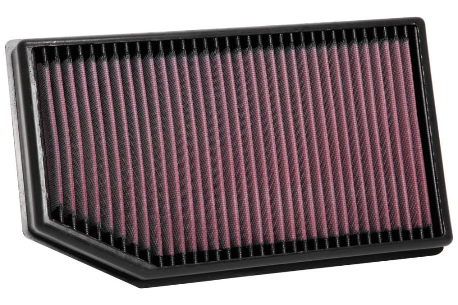 K&N Filters Replacement Panel Air Filter (Part Number:33-5076)