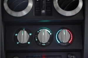 DV8 Offroad Climate Control Knobs - JK 2007-10