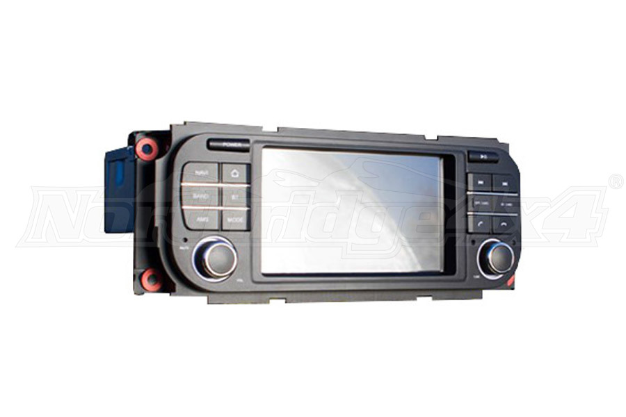 Insane Audio  Multimedia and Navigation Head Unit (Part Number:TJ1002)