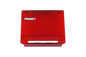 Rigid Industries E-Series 4IN Light Cover, Red